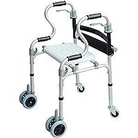 Amazon.it: sedia a rotelle pieghevole per anziani: Casa e ...