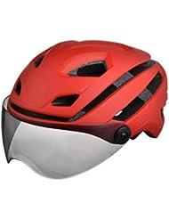 ZLK Casco De Bicicletacascos De Bicicleta Gafas Totalmente Moldeadas Hombres Mujeres Mountain Road MTB Cascos De Bicicleta Equipo De Ciclismo