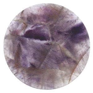 MY iMenso Flache Amethyst Insignie violett 24 mm 24-0855