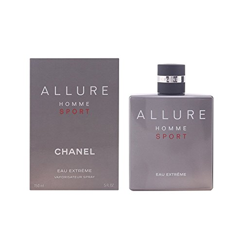 Chanel Allure Homme Sport Eau Extreme Eau de Toilette Spray für Ihn, 150 ml (Spray 5 De Toilette Chanel Eau)