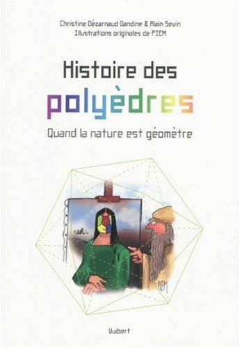 Histoire des polyèdres par Collectif