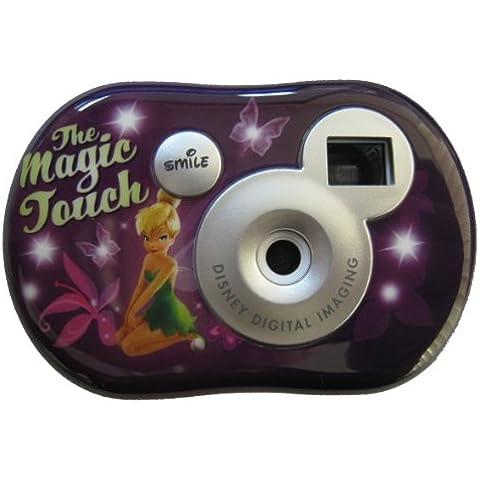 Disney PIXMIFA4 Fairies - Fotocamera Pix Micro (0,3 Megapixel, Zoom