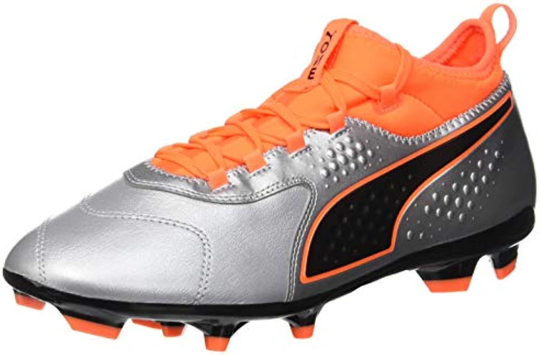 Puma One 3 LTH FG, Zapatillas de Fútbol para Hombre
