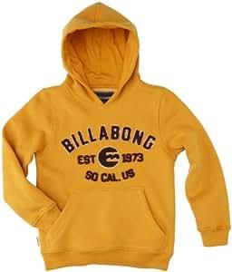 Billabong Stadium Sweatshirt Kapuze Jungen 122 Orange - orange