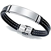 0acbeaf3f10d PULSERA VICEROY 6371P09010 HOMBRE FASHION ACERO