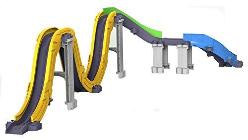 Tomy Chuggington - LC54491 - Circuit de Trains Miniatures et Rails - Kit Extension Motorisé