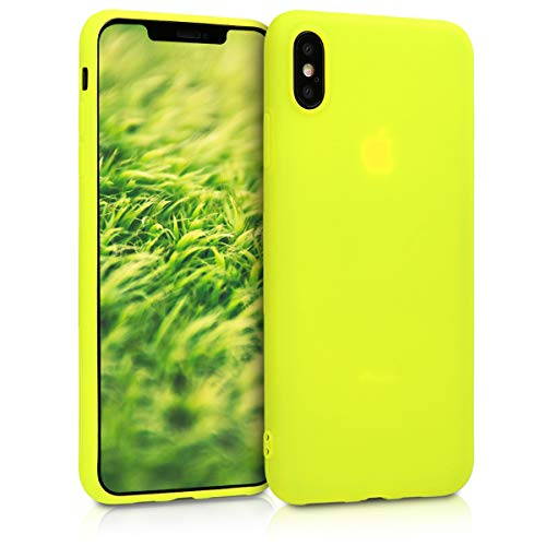 Kwmobile Funda Apple iPhone XS MAX - Carcasa móvil