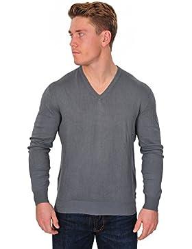 Zanone Suéter Hombre Gris normal algodón casual 52