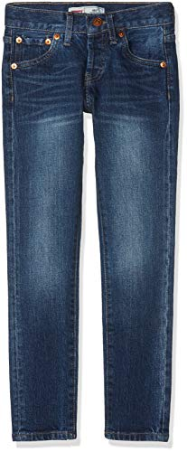 Levi's Kids Boy's Trousers NM22427 Jeans, Blue (Indigo 46), 14 Years (Size: 14A)