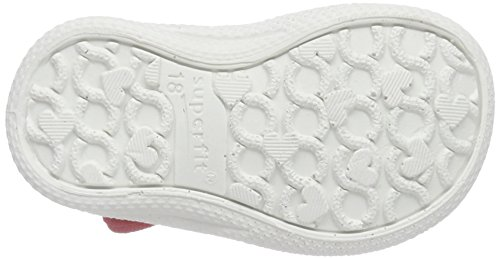 Superfit Polly, Chaussons montants fille Rouge (fire 70)