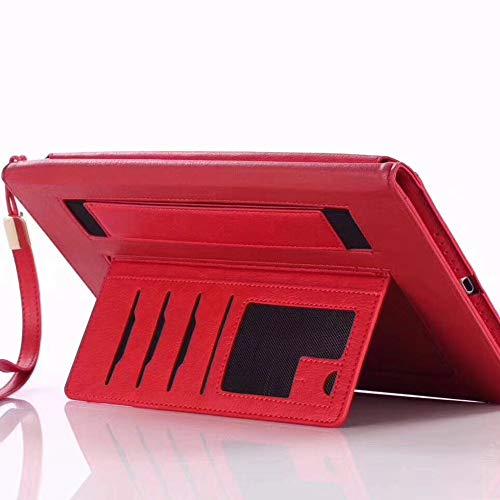 Momoxi Handyhülle, Phone Accessory Handy-Zubehör IPad Pro 10.5 Wallet Case Kartensteckplatz/Geldhalter Magnetfuß Lederbezug, begrenzte Anzahl
