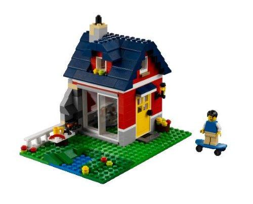 LEGO-Creator-Bungal-31009