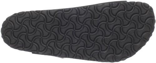 Birkenstock, sandales pour femme Noir Birko-Flor
