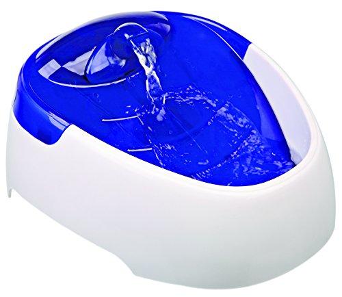 Trixie 24462 Wasserautomat Duo Stream Katzenbrunnen