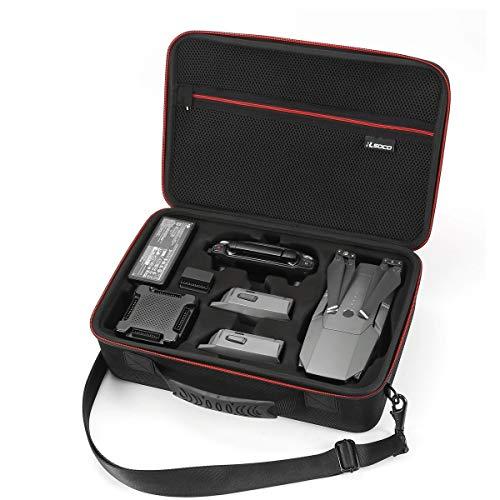 RLSOCO Tragetasche für DJI Mavic Pro / Platinum Drone und Zubehör, Ideal für Reisen und Aufbewahrung (Nicht passend für Mavic 2 Pro&Zoom)