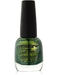 FABY Nagellack Glittering Chlorophyll, 15 ml