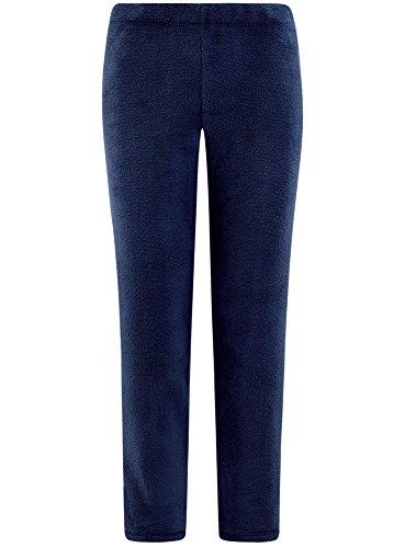 oodji Ultra Damen Haushose Blau (7900N)