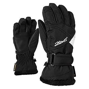 Ziener Mädchen LARA GTX GIRLS glove junior Ski-Handschuhe / Wintersport   wasserdicht, atmungsaktiv