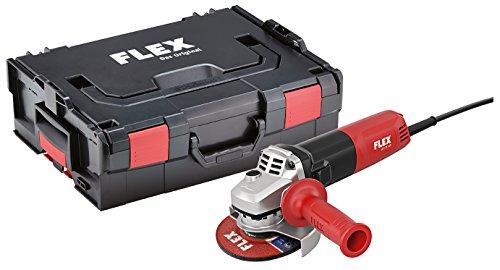 Flex Winkelschleifer LE 9-11 125 230/CEE (inkl. L-Boxx/900 Watt/mit Variabler Geschwindigkeitseinstellung)