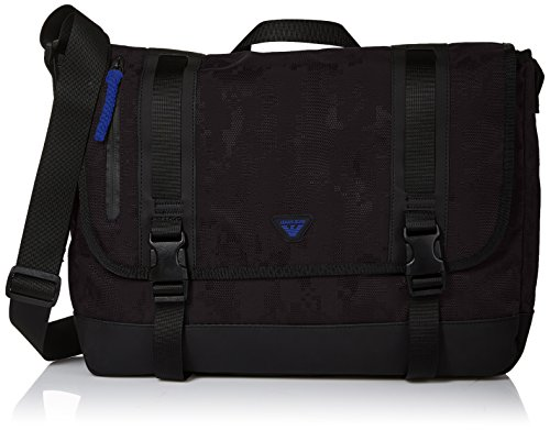 Armani Jeans Tech Uomo Shoulder Bag Nero Nero