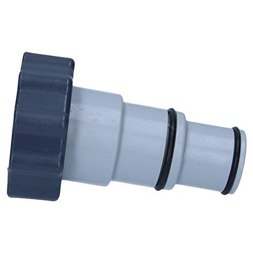 SL247 Adapter A für Intex Pool 2 Zoll Gewinde Zum Verschrauben mit 32 und 38 mm Anschluss für Schwimmbadschlauch
