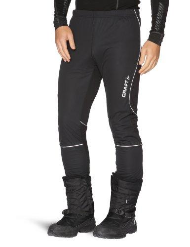 Craft, Pantaloni per sci di fondo Uomo Performance XC Storm, Nero (Schwarz), S