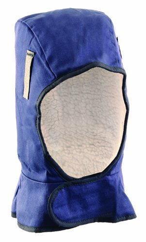Sherpa Winter Liner (Winter Liner, Shoulder Length Sherpa, Blue, One Size by Occunomix)