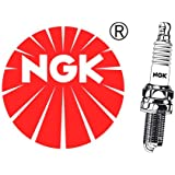NGK B6HS Bougie d'allumage pour Yamaha TY 50m (1g3) 50ccm 77–80