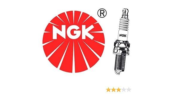 NGK Z/ündkerze BPR5ES-11 f/ür HARLEY-DAVIDSON FX Shovel Head 1340 ccm 82-84