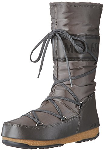 Moon Boot W.E. Soft Shade Scarpe sportive outdoor, Donna, Grigio (Antracite), 39