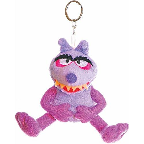 Preisvergleich Produktbild Living Puppets Schlüsselanhänger Purzel aus Wiwaldi & Co. Höhe: 11 cm