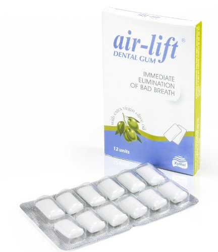 Air Lift Zahnpflegekaugummi, 12 St