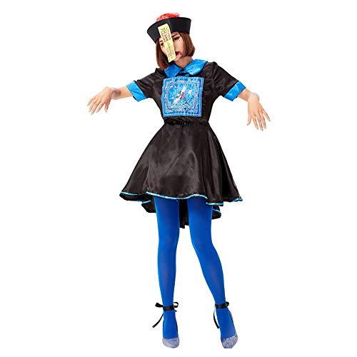 Zombie Anime Kostüm - Halloween Kostüm Damen Anime Accessoires