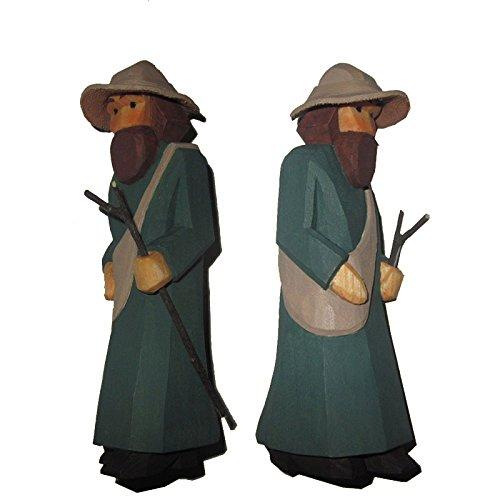 Pilger Hüte (LOTTE SIEVERS HAHN 1137 Der Pilger mit Hut)