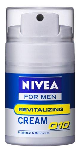NIVEA for MEN Revitalizing Cream with Coenzyme Q10 50g (japan import)