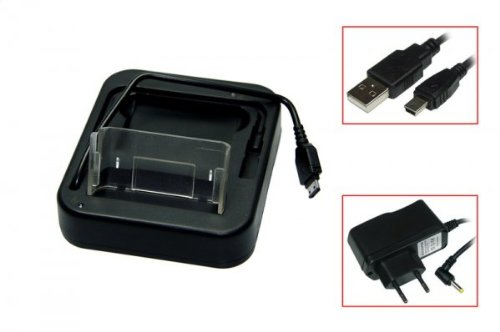 on kompatibel zu Samsung i900 OMNIA - Duo-Lader ()