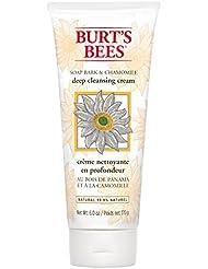 Burt's Bees - Savon crème nettoyante en profondeur - Écorce de Panama & Camomille - 170 g