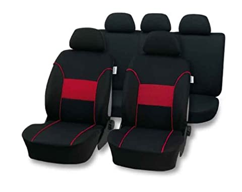 Universal Schonbezug Sitzbezug HAMBURG für Seat Ibiza (6K,6L,6J), Leon (1P,1M), Toledo (1M,5P)