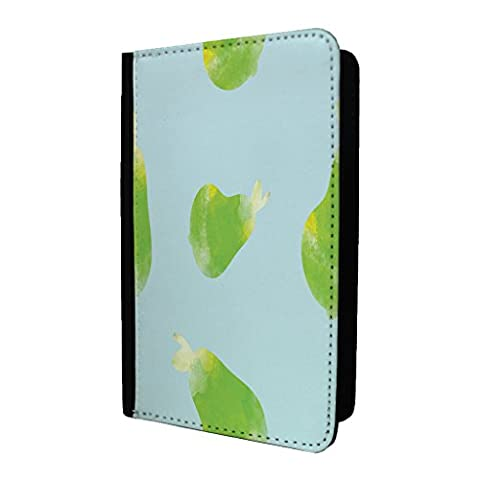Birnen Fruit Print Design Pattern Passport Holder Fall Cover – p789