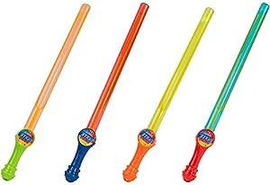 Globo Toys Globo 37713 - Espada de jabón de Verano, 63 cm, 300 ML, en Caja, Color Puede Variar