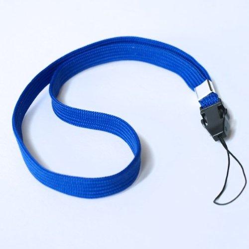 DTS/AC Handgelenk-Trageband / Handschlaufe (BLAU)