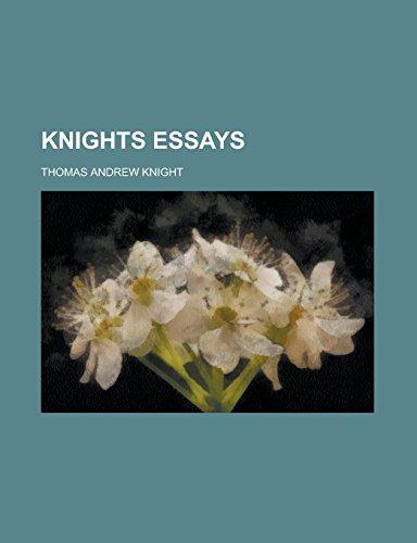 Knights Essays