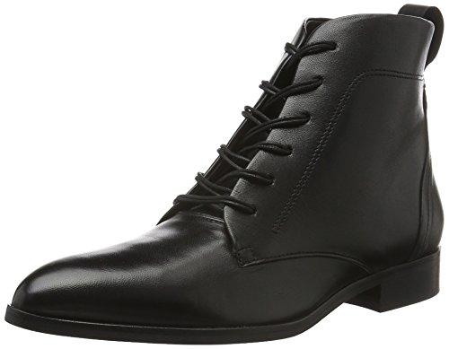 Buffalo Es 30760 Mestico, Bottes Classiques femme Noir - Schwarz (PRETO 01)