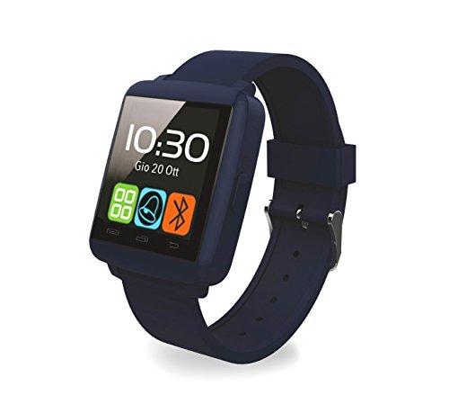 Smartwatch Bluetooth Techmade TechWatchONE Mini Pantalla Táctil 1.44' micrófono - Azul