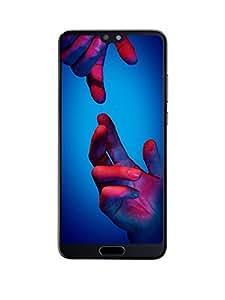 "Huawei P20 Single SIM 4G 128GB Black - Smartphones (14.7 cm (5.8""), 128 GB, 12 MP, Android, 8.1, Black)"