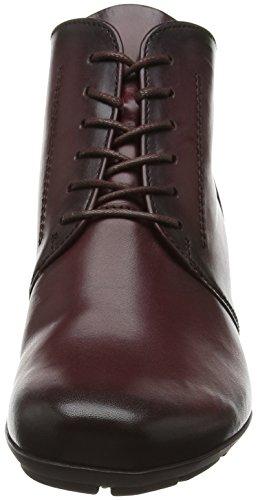 Gabor Shoes Basic, Stivaletti Donna Rosso (wine Effekt)