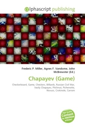 Chapayev (Game)