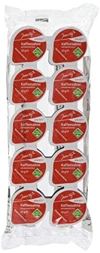 Jeden Tag Kaffeesahne 10% Riegel ohne Gentechnik, 200 g
