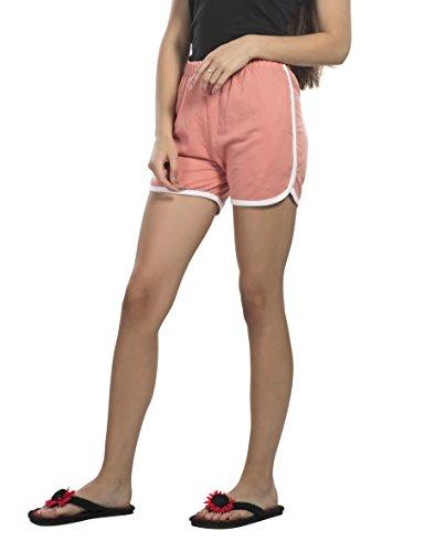 Alan Jones Women's Cotton Casual Shorts
