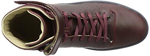 Lacoste Tamora Hi 416 1, Sneaker Alte Donna Rot (BURG 1V9)